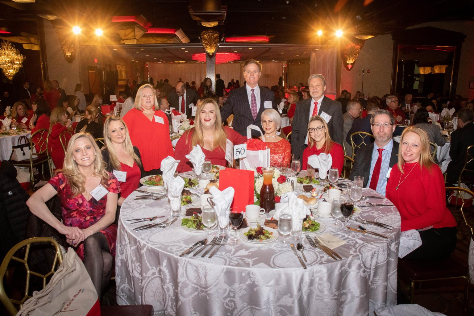 american-heart-associations-go-red-for-women-luncheon