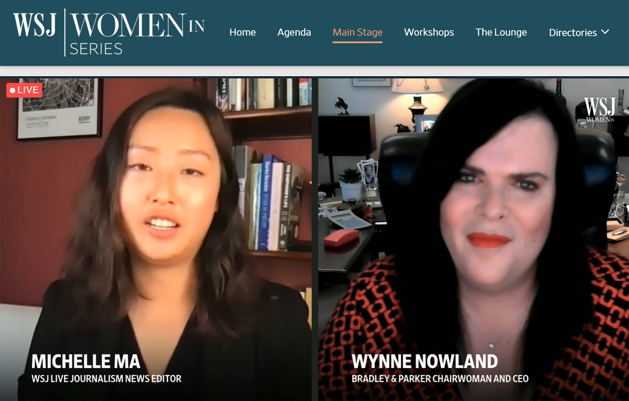 ceo-wynne-nowland-speaks-on-the-wall-street-journals-women-in-panel